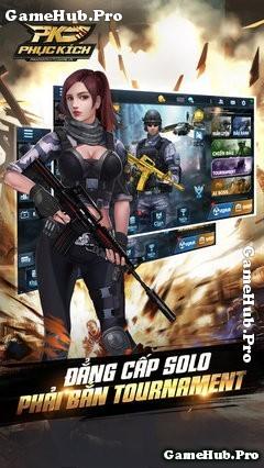 Tải game Phục Kích Mobile - Bắn súng VTC cho Android iOS