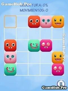 Tải game Poke GO - Ghép nối hình Quái Vật cho Java
