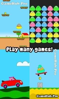 Tải game Pou - Nuôi thủ ảo cực dễ thương cho Android