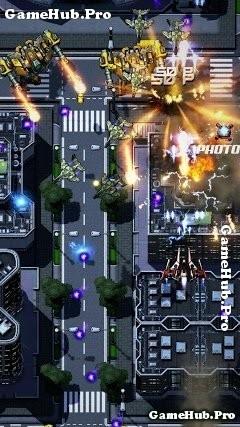 Tải game Prototype X1 - Bắn máy bay Mod full tiền Android