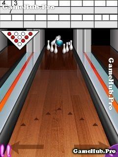 Tải game Real Bowling King - Thi đấu Bowling cho Java