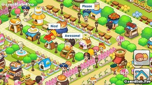 Tải game Restaurant Paradise - Thiên đường nhà Hàng Android