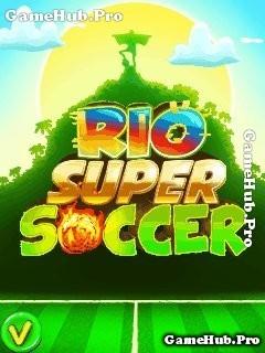 Tải game Rio Super Soccer Premium - Đá bóng Mini Java