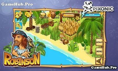 Tải game Robinson - Quản lý trang trại Mod tiền Android
