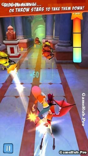 Tải game Star Chasers - Hành động phiêu lưu Mod Android