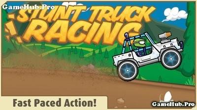 Tải game Stunt Truck Racing - Lái xe giữ thăng bằng Android