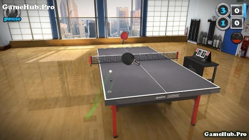 Tải game Table Tennis Touch - Đánh bóng bàn cho Android