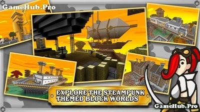 Tải game Time Warriors - Steampunk bắn súng Mod Android