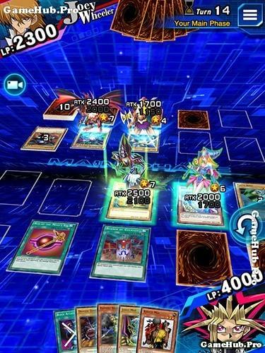 Tải game Yu-Gi-Oh - Duel Links Vua Trò chơi Mod Android