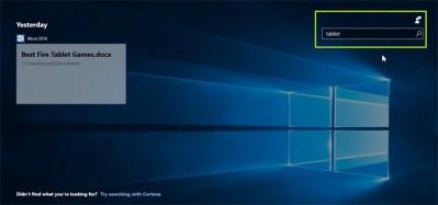 Cách sử dụng tính năng Timeline trên Windows 10