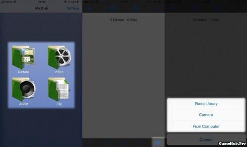 Khóa hình ảnh, video, tài liệu bằng Touch ID trên iPhone