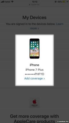 Hướng dẫn kiểm tra bảo hành iPhone chính xác 100%