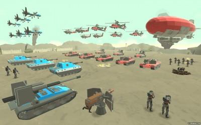 Tải game Army Battle Simulator - Chiến tranh Mod Money