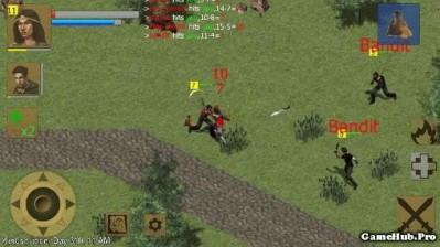Tải game Exiled Kingdoms RPG - Nhập vai đã Unlock Android