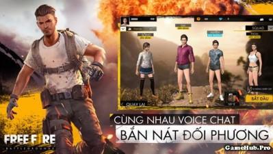 Tải game Garena Free Fire - Sinh tồn huyền thoại Android iOS