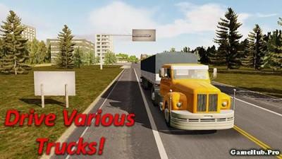 Tải game Heavy Truck Simulator - Lái xe mô phỏng Android