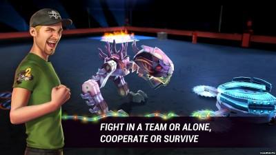 Tải game Robot Fighting 2 - Đấu trường Robot Mod Money