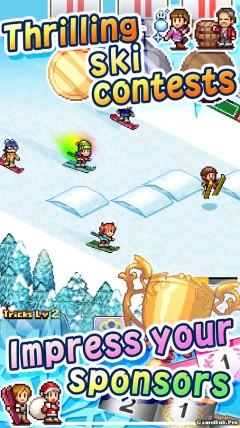 Tải game Shiny Ski Resort - Giải trí Mùa Đông Mod Money