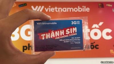 Thánh SIM của Vietnamobile có gì HOT mà ai cũng hào hứng ?