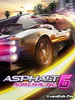 Tải Game Asphalt 6 Adrenaline Hack Mở Khóa Xe
