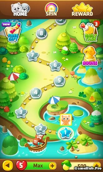 Tải Game Jelly Bust Hack Full Cho Android miễn phí