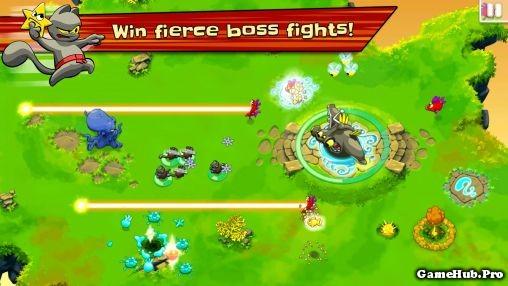 Tải Game Ninja Hero Cats Apk Cho Android miễn phí