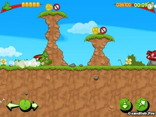 Tải Game Superfrog HD Apk Cho Android miễn phí
