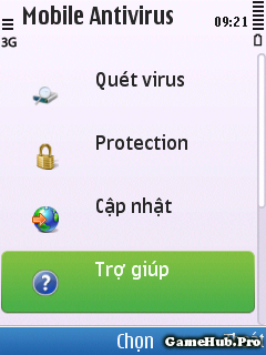 Tải Mobile Antivirus - Ứng Dụng Diệt Virus cho Java