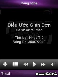 Tải Zing MP3 Cho Java Mới Nhất Hiện Nay 2015