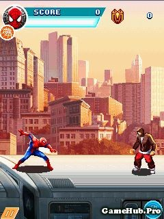 Tải Game The Amazing Spider Man 2 Hack Tiếng Việt