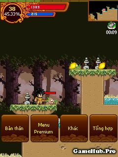 Hack Ninja School Online 122 Premium v8 Java Android