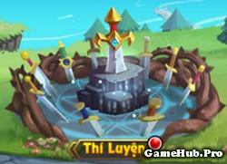 LOL Arena: Hướng dẫn tính năng Thí Luyện Anh Hùng