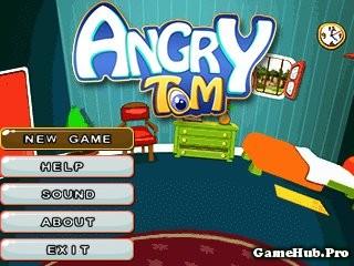 Tải game Angry Tom - Mèo Đập Chuột cho Java miễn phí