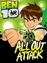 Tải Game Ben 10: All Out Attack Bắn Súng Crack Cho Java