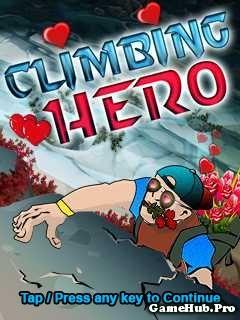 Tải Game Climbing Hero - Leo Núi Mùa Valentine cho Java