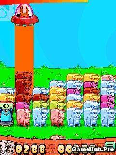 Tải game Farm Attack xếp hình tiêu diệt Farm cho Java