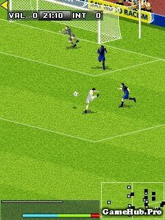 Tải game FIFA 2008 - Đá Bóng Huyền Thoại Cho Java