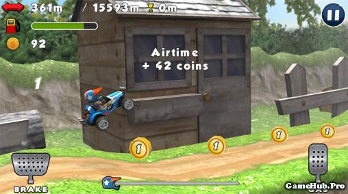 Tải Game Mini Racing Adventures Hack Tiền Cho Android