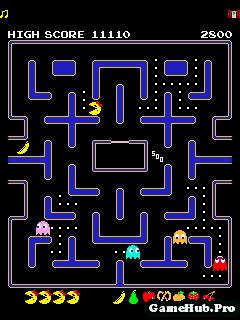 Tải Game Ms Pac Man - Trí Tuệ Crack Cho Java miễn phí