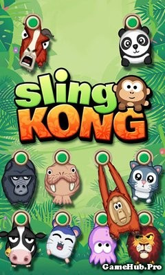 Tải Game Sling Kong Hack Mod Full Tiền Cho Android
