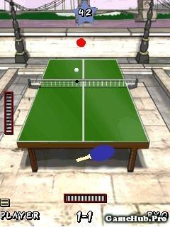 Tải Game Smash Ping Pong - Đánh Bóng Bàn Crack Cho Java