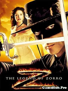 Tải Game The Legend Of Zorro - Cao Bồi Crack Cho Java