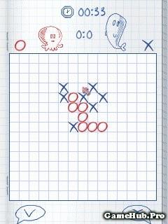 Tải Game Tic Tac Doodle - Chơi Caro Qua Bluetooth Java