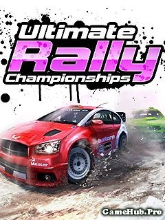 Tải Game Ultimate Rally Championships Đua Xe 3D Java