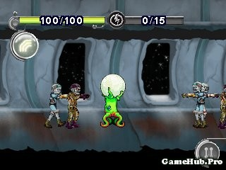 Tải Game Zombies in Space Tiêu Diệt Zombie Cho Java