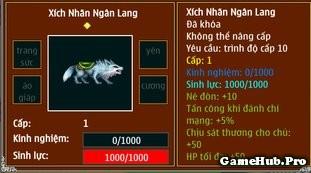 Thủ thuật mở được sói chỉ số cao Ninja School Online