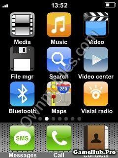 Ứng dụng giả lập iPhone trên s60 tốt nhất, dễ dàng nhất
