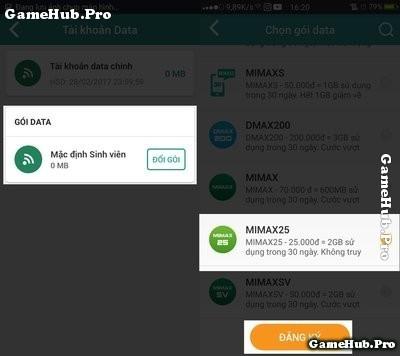 Hướng dẫn cách đăng ký gói cưới 3G, 4G Viettel rẻ nhất