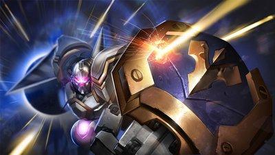 Liên Quân Mobile: Cách chơi và lên đồ tướng Omega bá đạo