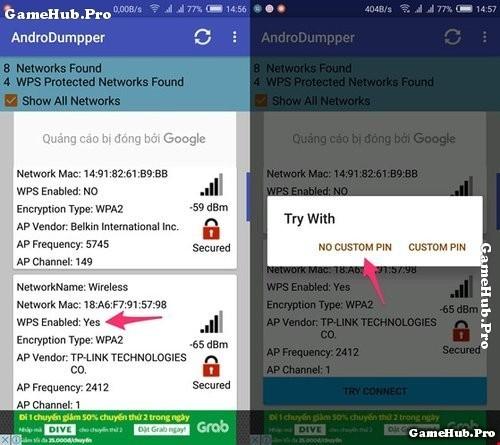 Những cách để kết nối WiFi mà không cần mật khẩu